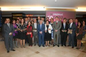 Entrega de los IX Premios CODAPA
