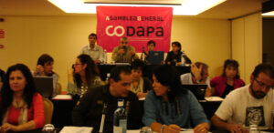 Momentos de la celebración de la Asamblea General de CODAPA 2011