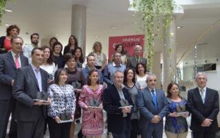 Premiados en los IX Premios CODAPA