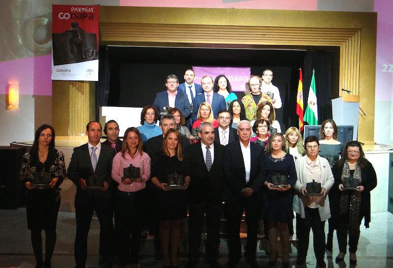 xii premios codapa - foto familia-2