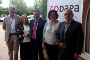 Inauguración del XI Congreso de Educación de la CODAPA