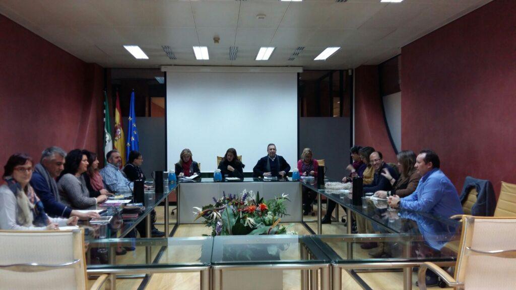 codapa reunión consejera de educación plan climatización