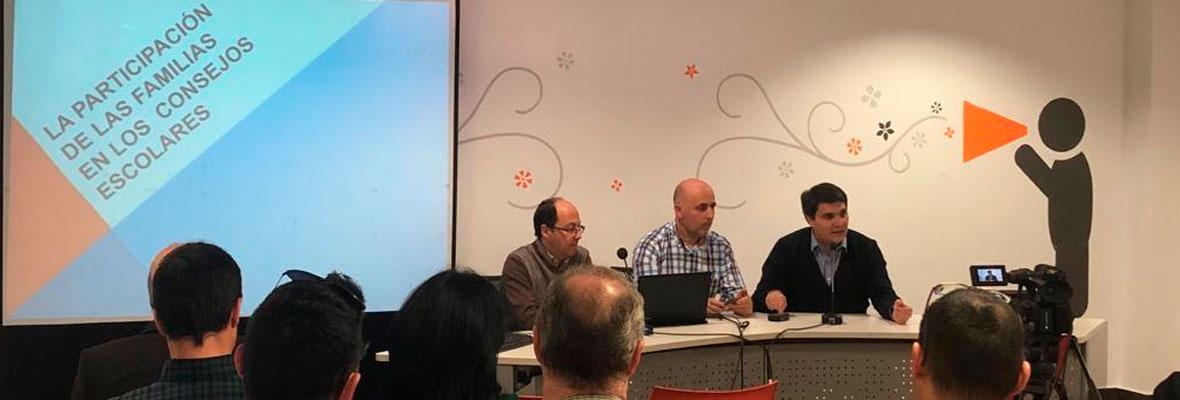 Jornada Interprovincial sobre Consejos Escolares en Marmolejo (Jaén)